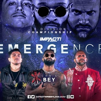 Impact Wrestling Report: An AEW Crossover for Emergence Night 1