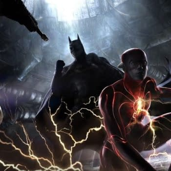Bruce Wayne Designs The Flash's New Suit for the New Movie