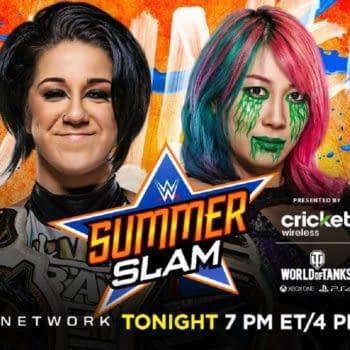 WWE SummerSlam Part 2 (Image: WWE)