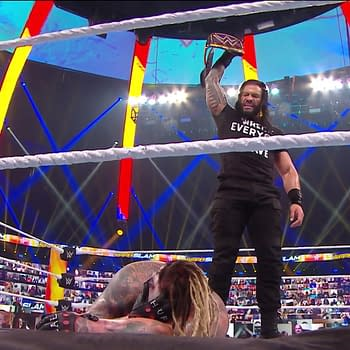 WWE SummerSlam: Braun Strowman v The Fiend Roman Reigns Returns
