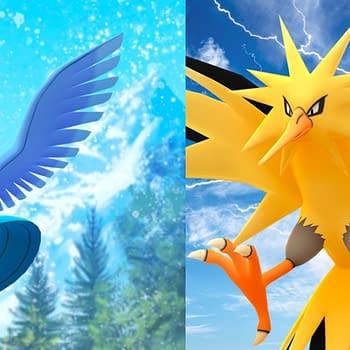 Zapdos Articuno &#038 Cresselia Return To Pokémon GO In September