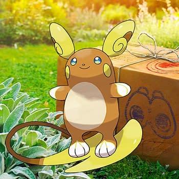 Alolan Raichu Is September 2020s Pokémon GO Research Breakthrough