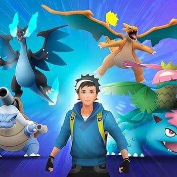 Shiny Pokémon In Mega Raids: Mega Evolution Is Live In Pokémon GO