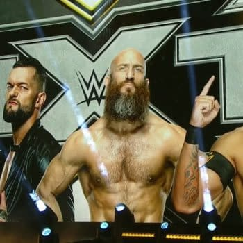 Johnny Gargano, Tommaso Ciampa, Finn Balor, and Adam Cole will fight for the NXT Championship in a four-way iron man match at NXT Super Tuesday.