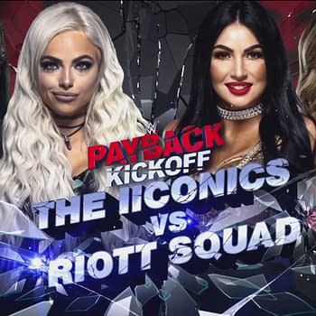 WWE Payback Results: Kickoff Show &#8211 Iiconics vs. Riott Squad