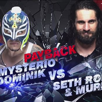 WWE Payback Results: Has the Rollins/Mysterio Feud Finally Ended