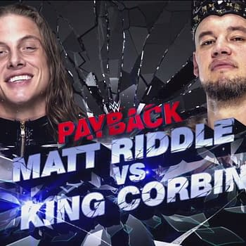 WWE Payback Results: King Corbin Loses His Crown to Matt Riddle