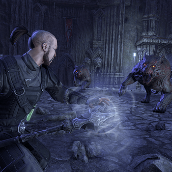 Elder Scrolls Online's Dark Heart Of Skyrim Gets New Dungeons