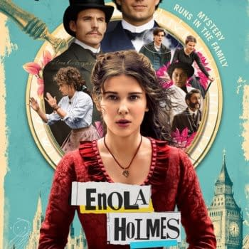 Netflix Debuts Poster For Enola Holmes, Trailer Soon