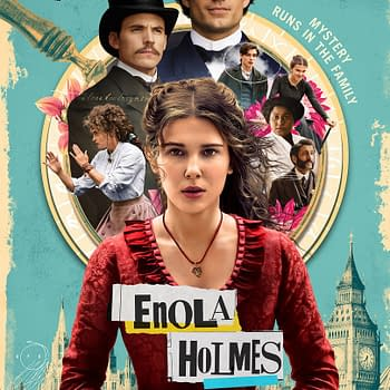 Netflix Debuts Poster For Enola Holmes Trailer Soon