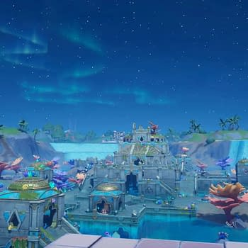 Atlantis Has Finally Appeared On The Fortnite Map