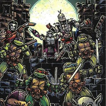 Obscure Comics: Building Turtles TMNT Mega Bloks Mutant Mayhem