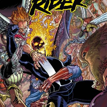 Marvel Comics Cancels Ghost Rider &#8211 Missing In Action Update