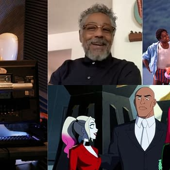 Community Harley Quinn &#038 More: Giancarlo Esposito Is Comedy Gold