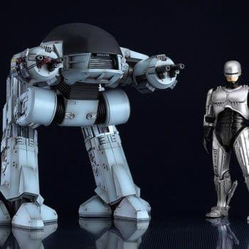 RoboCop Brings Fans To Good Smile Company Dead or Alive