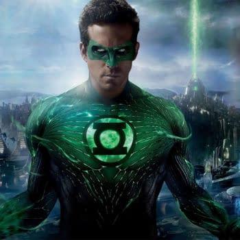 Ryan Reynolds Shares His Own Cut Of Green Lantern