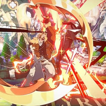 Guilty Gear -Strive- Is Getting Two New Characters