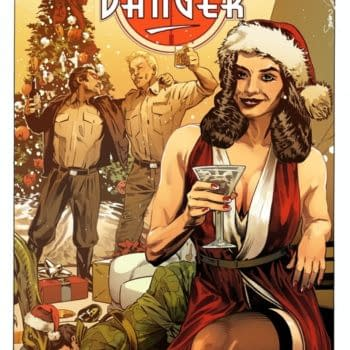 Stephen Mooney's Half Past Danger Returns With a Christmas Special