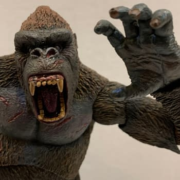 NECAs New King Kong Figure Is Plastic Monster Goodness