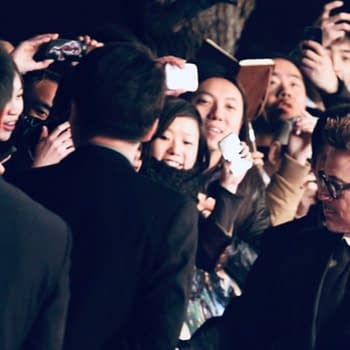 1000 Farmers Provided Security For Iron Man 3s Beijing Red Carpet