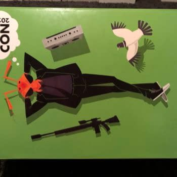 We Unbox the Mezco Toyz the SDCC Booth-in-a-Box
