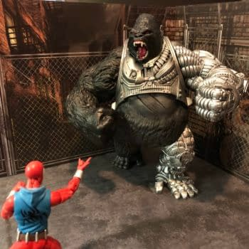 McFarlane Toys RAW-10 Uncage's the Ape Known as Cy-Gor