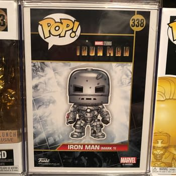 Funko Marvel Cinematic Universe &#8211 Iron Man (2008)