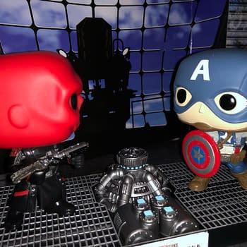 Funko MCU &#8211 Captain America: The First Avenger (2011)