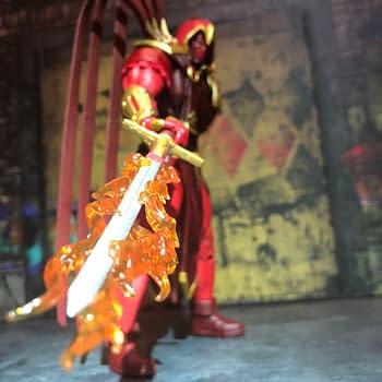 Batman Better Beware Azrael One of McFarlane Toys Newest Figures