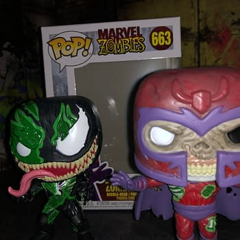 Magneto is a Dead Man Walking With Marvel Zombies Funko Pop