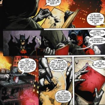 Lex Luthor Of The Endless? Death Metal Does Sandman Again?