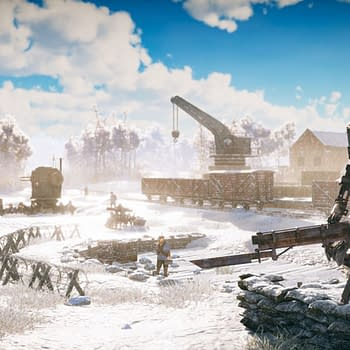 The Latest Iron Harvest Trailer Shows Off The Saxony Faction