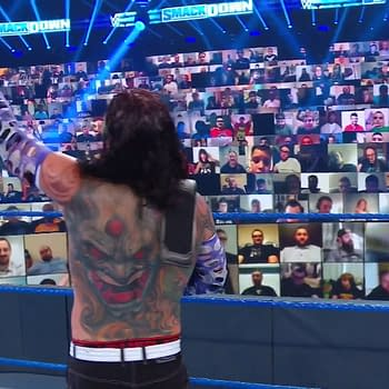 WWE SmackDown Ratings Viewership Increase with ThunderDome Debut