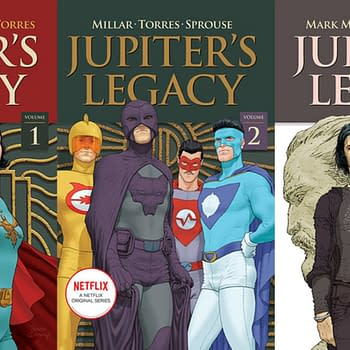 Mark Millars Plans For Jupiters Legacy 3 Prodigy 2 and John Romita
