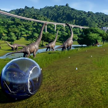 Jurassic World Evolution: Complete Edition Is Coming To The Switch