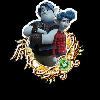Pixar's Onward Jumps Into Kingdom Hearts Union χ Dark Road