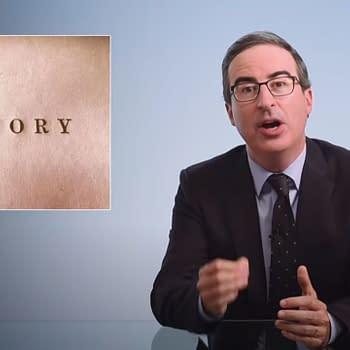 Last Week Tonight Host John Oliver Tackles US (Revisionist) History