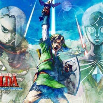 The Legend Of Zelda: Skyward Sword Got A UK Switch Listing