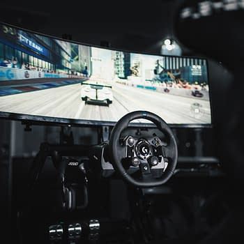Logitech G Releases The G923 Racing Wheel &#038 Pedals