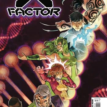 X-Factor #1 Review: Resurrection Aint Easy for This New Team