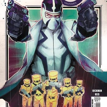 Giant-Size X-Men: Fantomex #1 Review: Rod Reis's Art Stuns