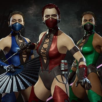 Mortal Kombat 11: Aftermath Receives Klassic Femme Fatale Skin Pack