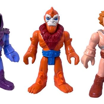 Power-Con: Masters Of The Universe Mega Construx Little People More