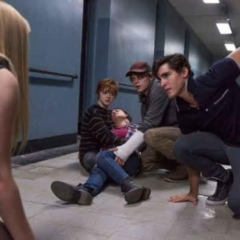 Henry Zaga and Blu Hunt Share Weird Experiences on The New Mutants Set