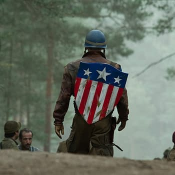 USO Shield from Captain America: The First Avenger is Up for Auction