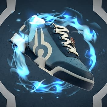 Magic: The Gathering Teams Up With K-Swiss For Jace-Themed Shoes