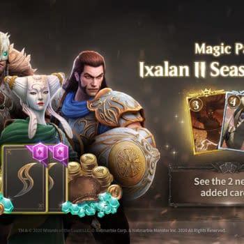 Magic: ManaStrike Just Got An Ixalan Season 2 Update