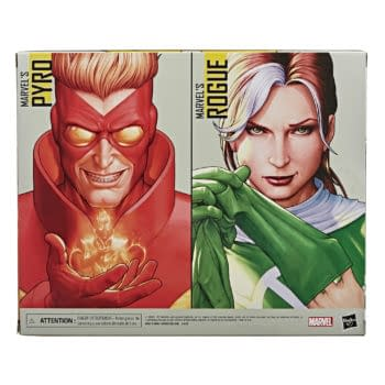 X-Men Rogue and Pyro Get Exclusive Marvel Legends 2-Pack