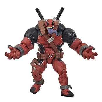 New Venom Marvel Legends Wave Announced with Venompool BAF