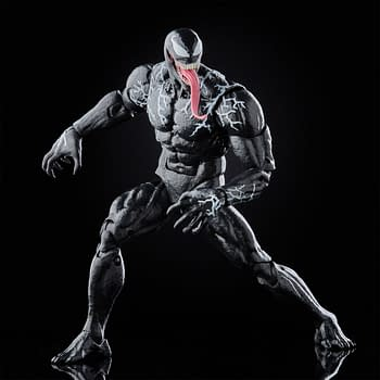 Venom (2018) Movie Gets Its Own Marvel Legends Figure from Hasbro